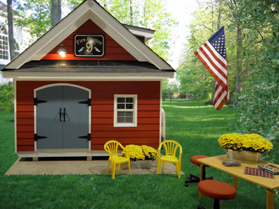 Fire Station #9 - TBG Playhouse