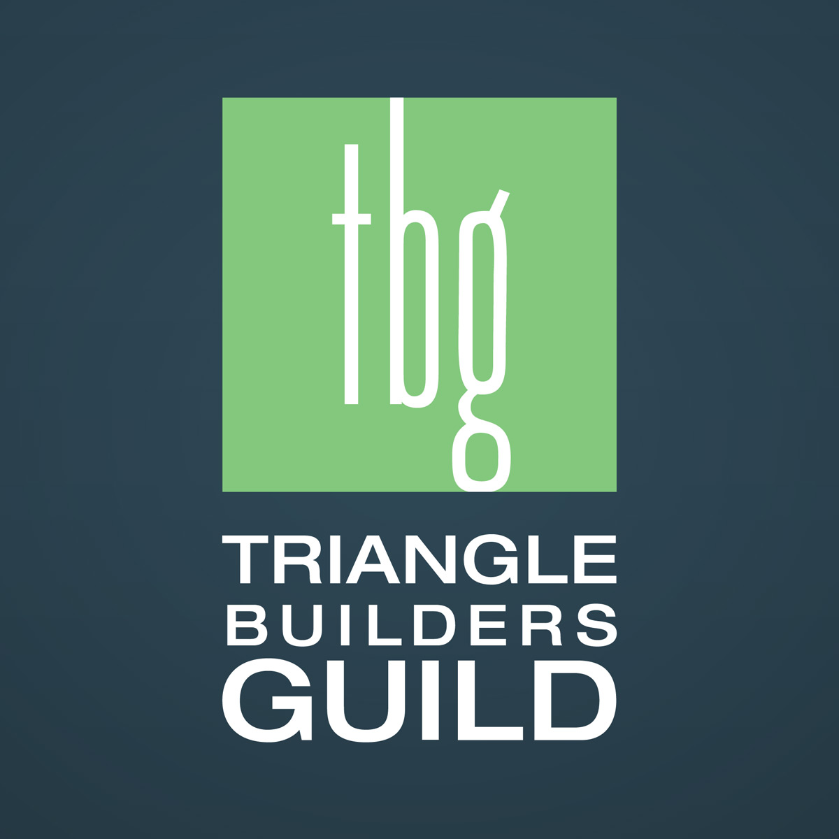 Triangle Builders Guild - Logo