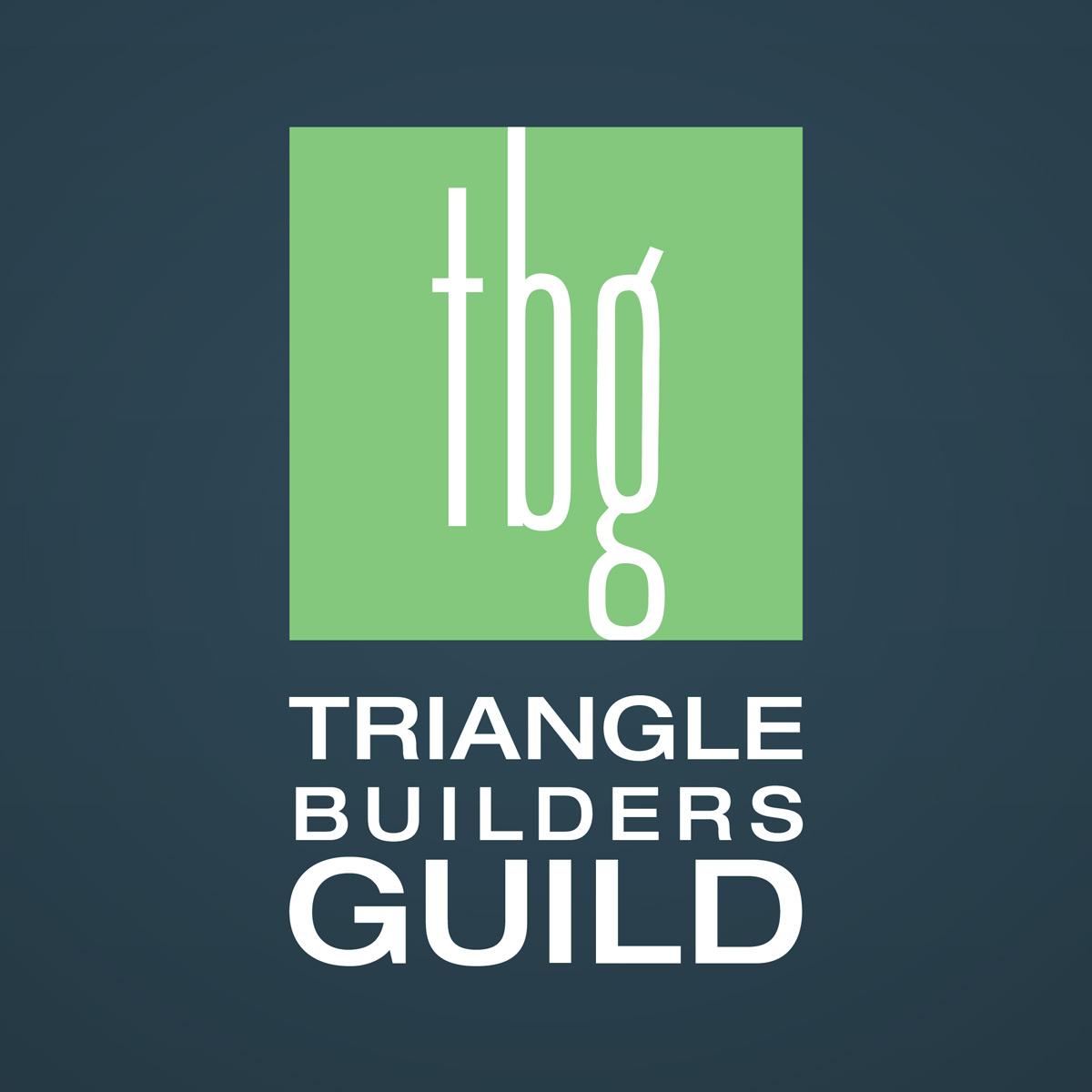 Triangle Builders Guild - Logo