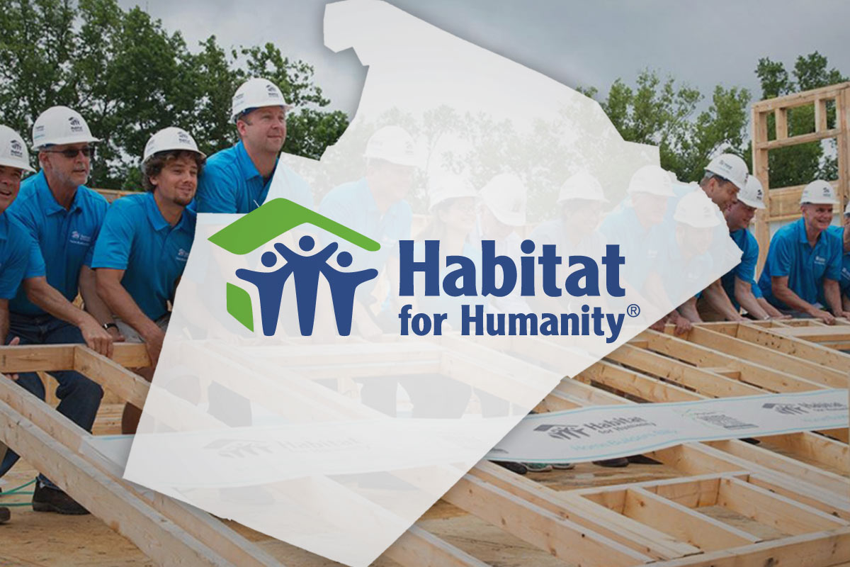 Habitat for Humanity Home Builders Blitz